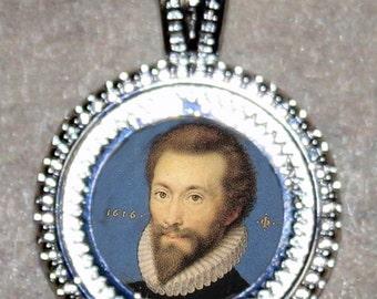John Donne Pendant