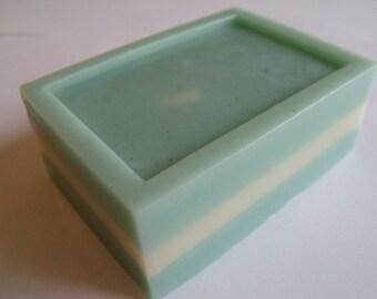 Eucalyptus & Spearmint Goats Milk Soap