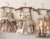 Deposit listing for Stephanie Curth's Custom Flower Girl Dress
