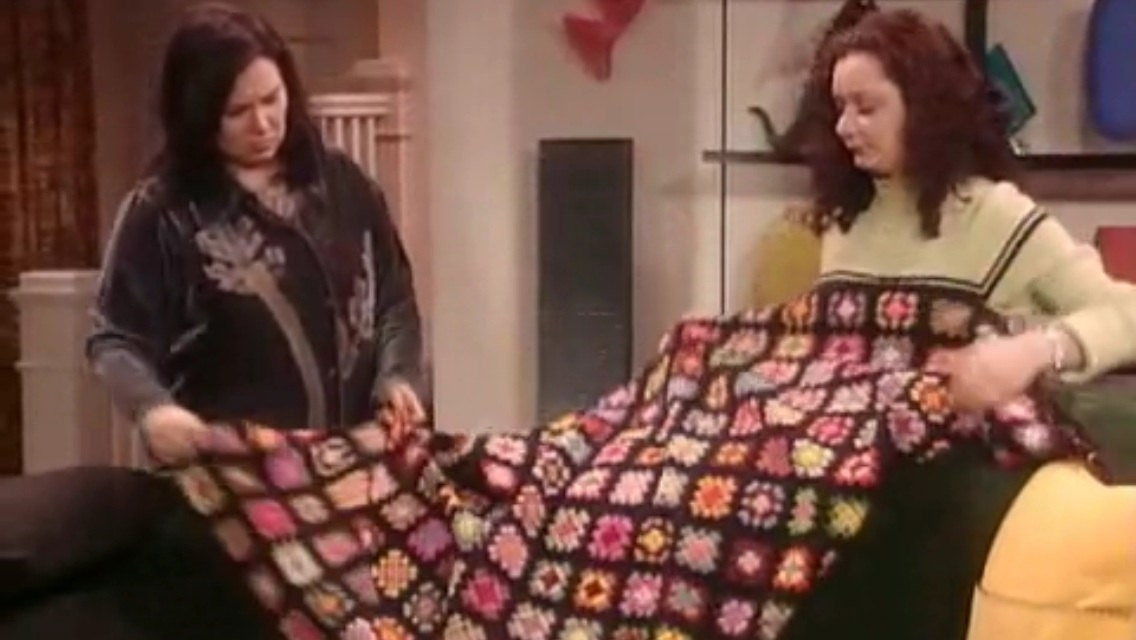 Roseanne or Big Bang Theory inspired blanket : ilfullxfull4643488205idc from www.etsy.com size 1136 x 640 jpeg 102kB