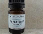 Mystique - Perfume Oil - Yuzu, Red Mandarin, Dark Patchouli