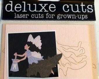 DELUXE CUTS die cut - Tooth Fairy