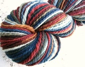 North woods - handspun yarn -  167 yards