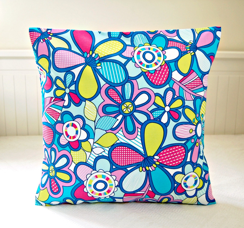decorative pillow cover 12 x 18 inch lumbar retro style