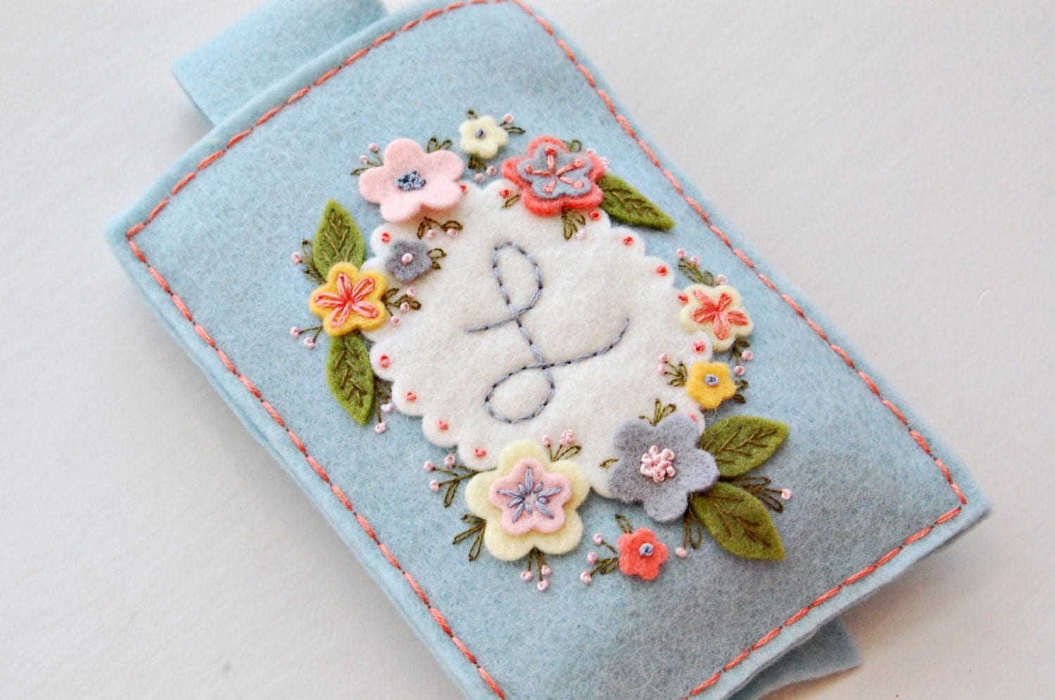 Diy phone case cell sleeve gadget cover sewing