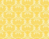Happily Ever After - Yellow Carriage Fabric by Riley Blake - Fat Quarter FQ
