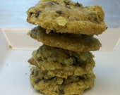 Recipe for the best .... gluten free ..... soy free..... dairy  free..... egg free....  chocolate chip cookies