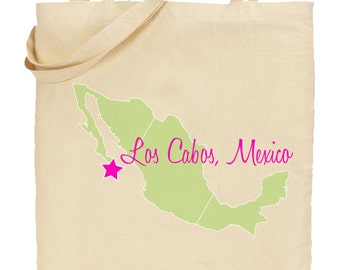 Wedding Welcome Tote Bags - Mexico