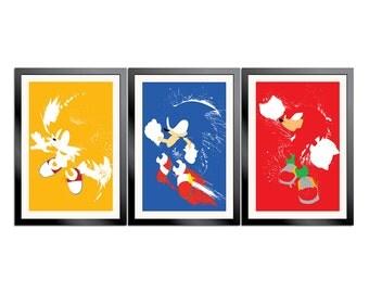 Sonic Splattery Trio