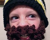 The Bearded Beanie - Customize to any size and color
