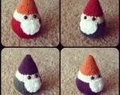 Little Knit Gnome - pick your color