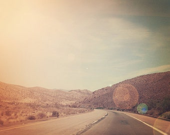 BUY 2 GET 1 FREE Adventure Photography, Road Trip, Nevada, Landscape,  Brown Gold, Nature, Mountains, Shabby Chic Decor -Adventure Awaits