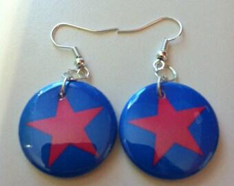 Ramona Flowers - star - earrings