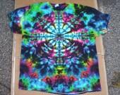 Fantastic Kaleidoscope Tie Dye Size XL
