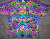 Touch of Pink Tie Dye