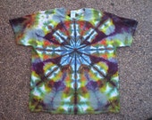 Kaleidoscope Tie Dye Size XL