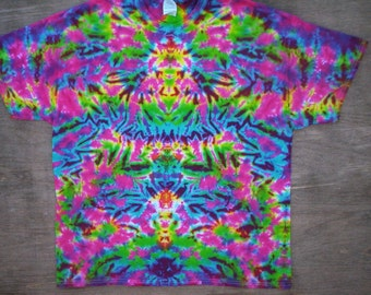 Touch of Pink Tie Dye - choose size