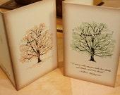 Reserved for Alejandro Valenzuela, Balance of Vintage Book Page Wedding Thank You Cards