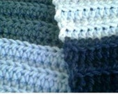 Crochet Pattern Scarf Quick and Simple