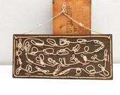 Vintage Boy Scouts Knot Board