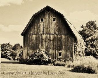 Michigan Barn Fine Art Photo