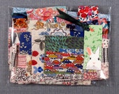 NEW Liberty Tana Lawn Fabric Scrap Bag - One ounce