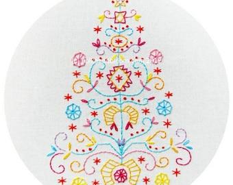 Embroidery Pattern Tree of Joy  PDF