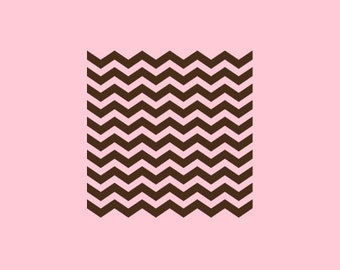 Chevron Stamp   Pattern Stamps   Texture Stamp   Rubber Stamp   Craft Stamp   A57   LARGE