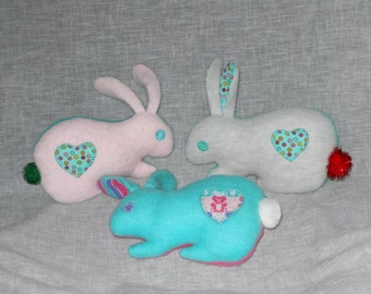 Fleece Bunnies