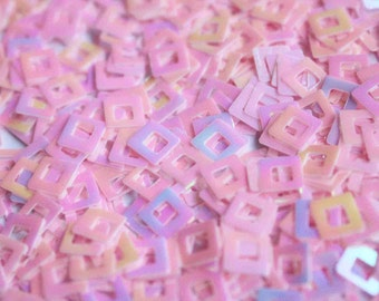 100 Sequins Square.........Pink Color / KBSS256