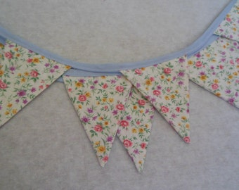 handmade shabby chic vintage flag banner          photo prop     ready to ship