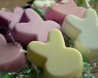 Spring Soap for Kids - Bunny Guest Soap - Bunny Soap - Easter Soap - Spring - Baby Shower Favor - Fun Soap - Novelty Soap