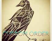 custom order////for Jenni///
