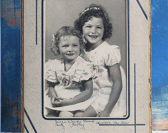 portfolio portrait of two adorable girls...  Feb 10