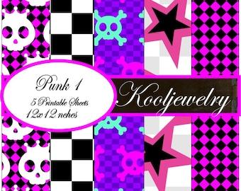 Punk 1 Paper Pack - No. 93
