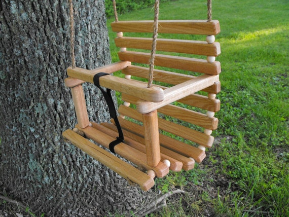 Unavailable listing on etsy for Rope swing plans