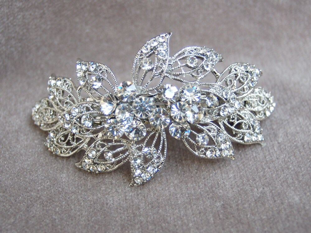 Find great deals on eBay for Rhinestone Hair Clip in Hair Accessories for Women. Shop with confidence.