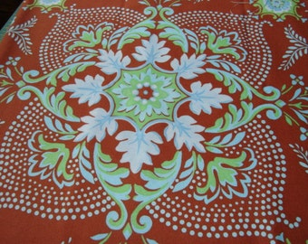 Pretty Please in Brown by Jennifer Paganelli for Free Spirit 1 fat quarter