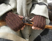 Muffatees - Finglerless mitts - from 1840 Workwoman's Guide - BeaverCreekTraders
