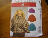 McCalls Pattern 5764 Sizes 8 - 16 Uncut