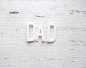 Vintage DAD Letters