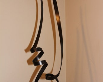 Bronze Painted Aluminum Sculpture by Andre'