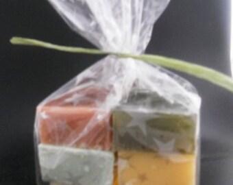 9 Bars of Handmade Soap