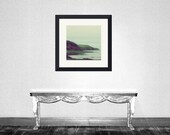 And I Love You So - Ocean Waves Coral Reef Island Big sky Big ocean Tropic island Sky and Ocean Fine Art Print 16x16-1/50