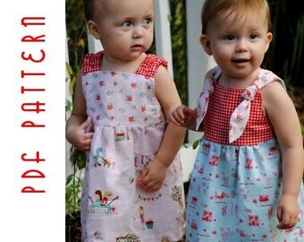PDF Sewing Pattern: The Katie J. Jumper (Instant Download)