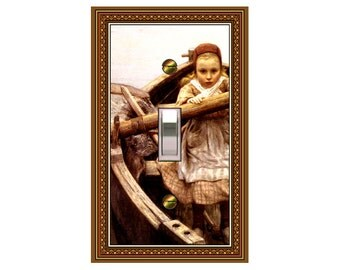 0238x - helping hand - mrs butler switchplate  (choose size/price from dropdown)