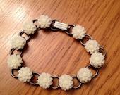 Ivory Cabochon Bracelet