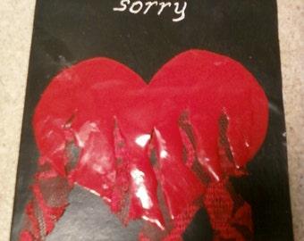 Card- Gothic Un-valentine