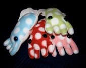 Polk-a-dot Cuttlefish Plush choose one from pic