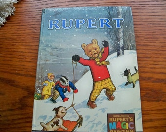Rupert the daily express annual hard cover